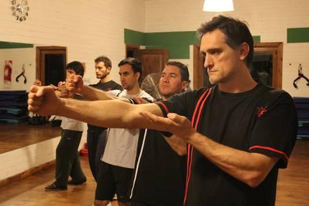 WT Kung Fu (Vicente López) -