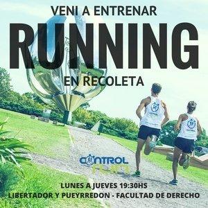 Control Run Recoleta