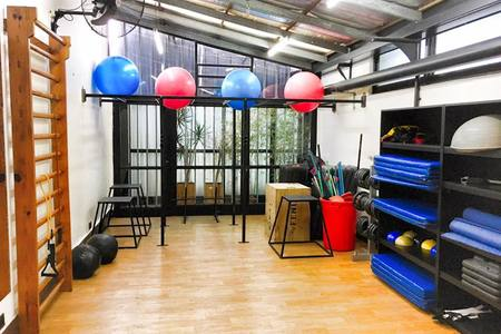 New Family Gym (Parque)
