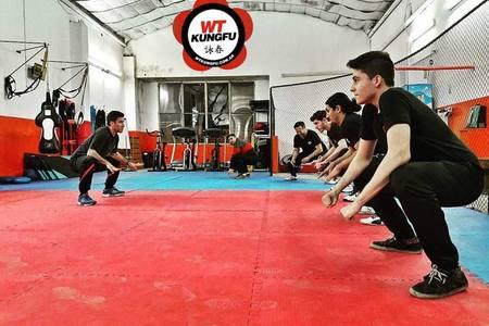 WT Kung Fu (Vicente López)