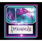 Aysha Pole Dance - logo