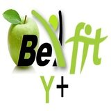Be Fit Y + - logo