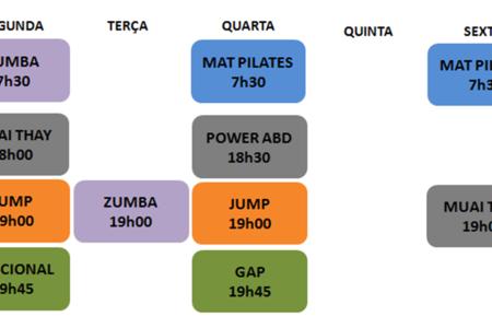 Academia Arautos Fitness