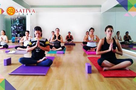 Sattva Yoga Anáhuac