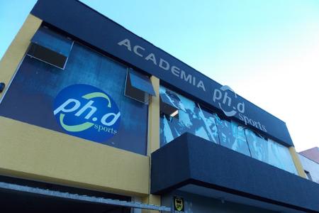 Ph.D Sports - Bacacheri