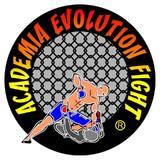 Academia Evolution Fight Unidade 2 - logo