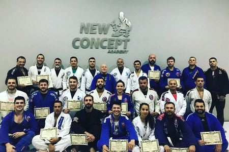 New Concept - Academia de Jiu Jitsu
