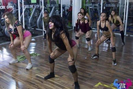 Color Gym -