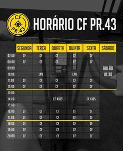 CF - pr43