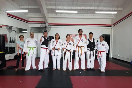 ATA Bekho Power Academy San Bernando