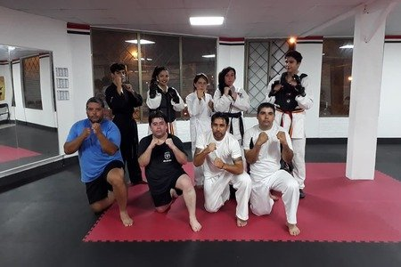 Ata Bekho Power Academy (El Bosque)