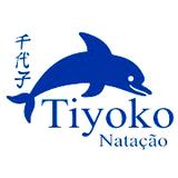 Tiyoko Natação - logo