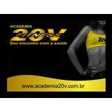 Academia 20 V Fitness - logo