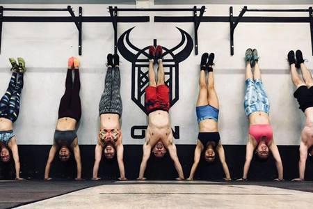 ODIN Cross Training -