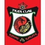 Dojo Tiger Claw Kenpo Karate - logo