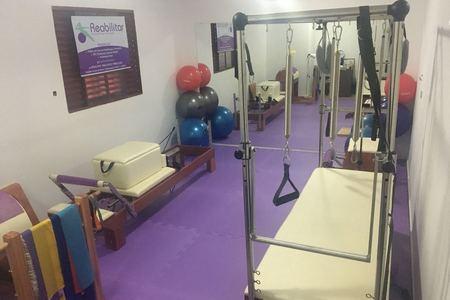 Reabilitar Estúdio de Pilates