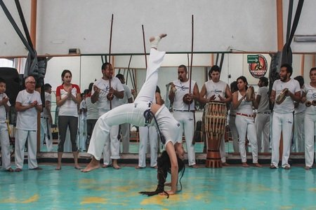Arte & Capoeira Roma Sur -