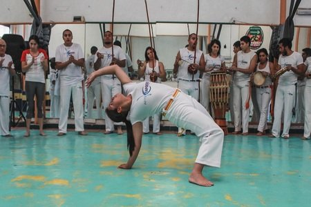 Arte & Capoeira Roma Sur
