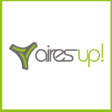 Aires Up! - logo