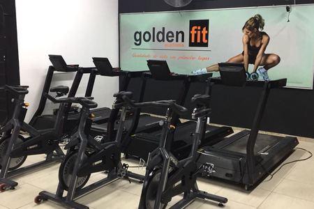 Golden Fit Academia – Centro