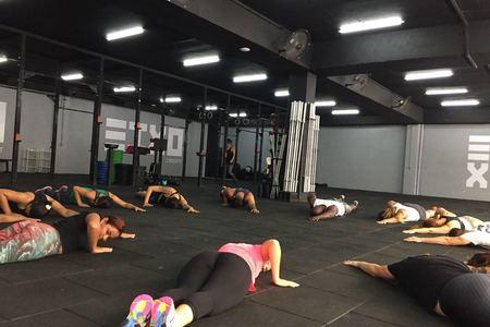 Eixo CrossFit -