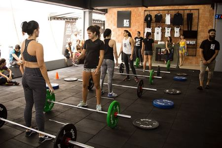 Eixo CrossFit