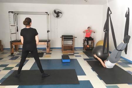 Movement Pilates e Treinamento Funcional