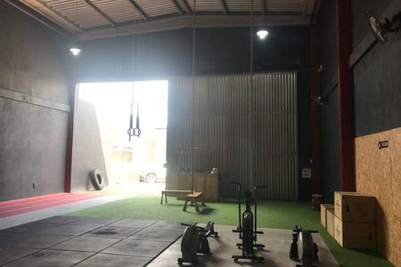 Taytus CrossFit Fraga Maia -