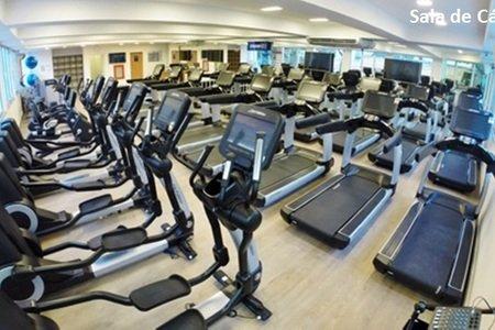 Champs Fitness - Tijuca -