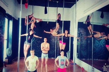 Skaparte Pole Dance and Fitness