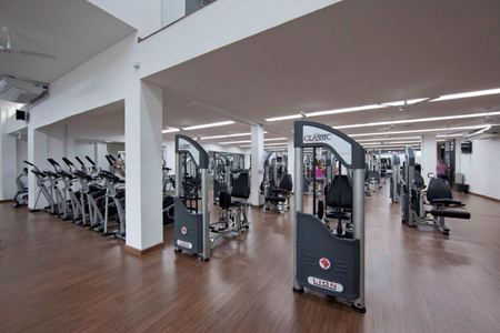 Select Fitness -