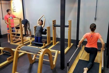 Studio Integrado Mormaii Fitness Ecoville