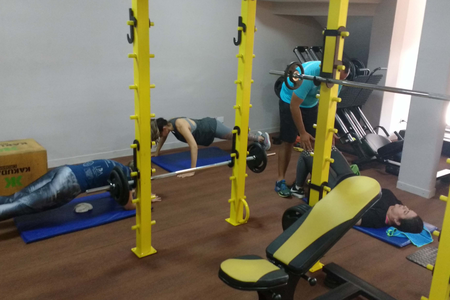 Fit Center Gil Campos -