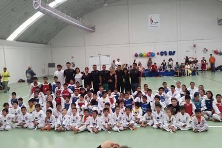 Aztecas Taekwondo Tres Valles