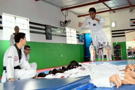 Aztecas Taekwondo Los Naranjos -
