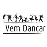 Academia Vem Dançar Sede - logo