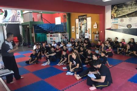 Academia Songahm Mendoza (YONG DO-JAHNG MAIPÚ)