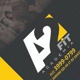 A2 Fit Academia - logo
