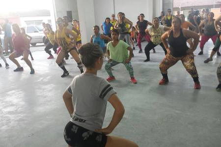 Studio Personal Fitness e Dança