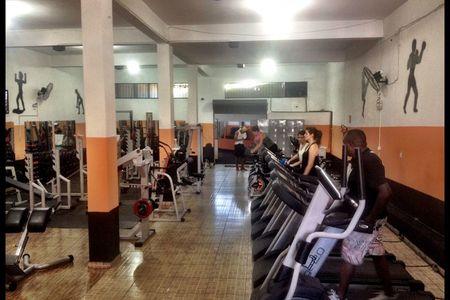 Academia XT Fitness - I