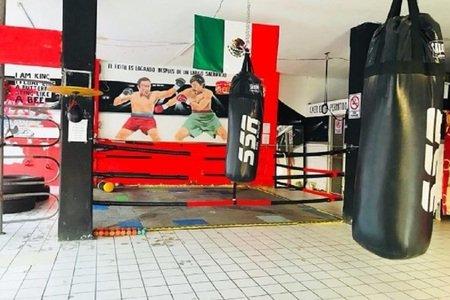 Academia de Box Baltazar Pérez