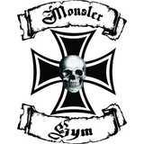 Monster Gym - logo