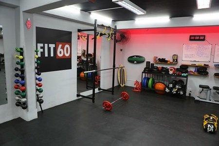 Estúdio FIT60 -