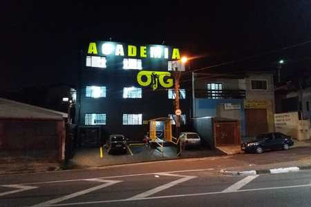 OTG Academia - Piçarrão -