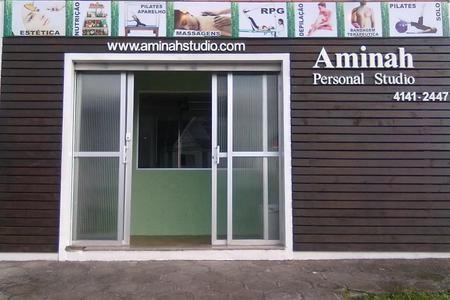 Aminah Pesonal Studio -