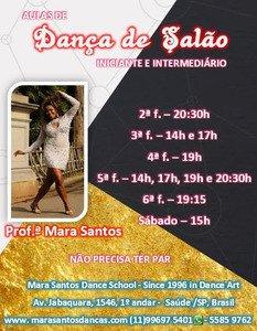 Escola de Dança Mara Santos