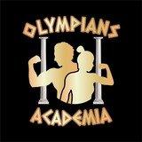 Olympians Academia - logo