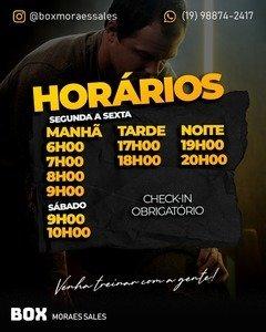 My Box - Box Moraes Sales