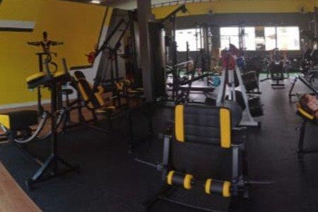 Centro De Reabilitação E Treinamento Físico.
