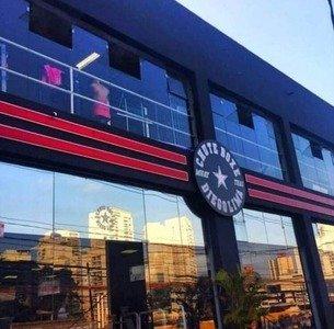Academia Chute Boxe Diego Lima -